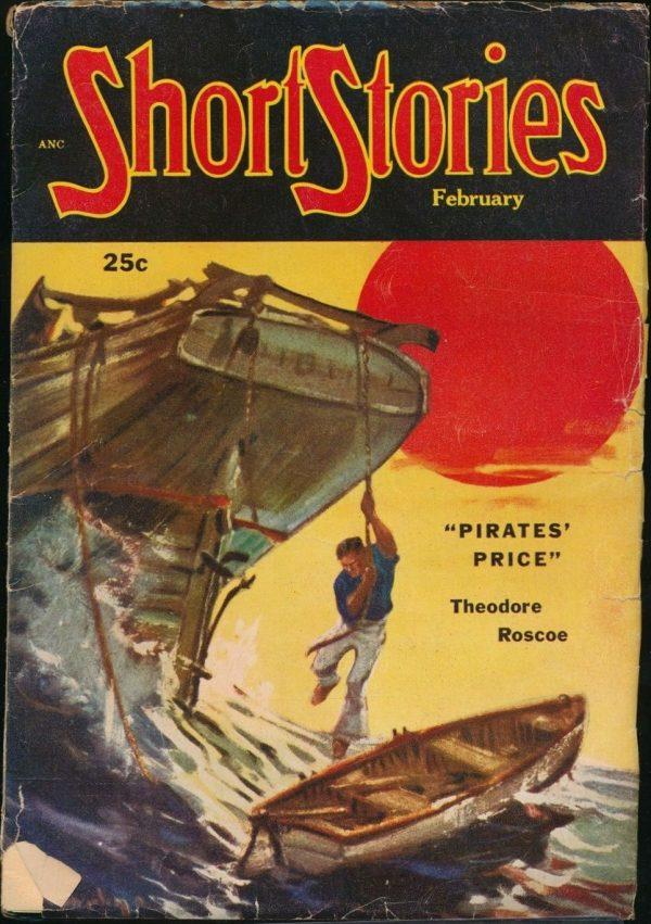 Short Stories February 1952