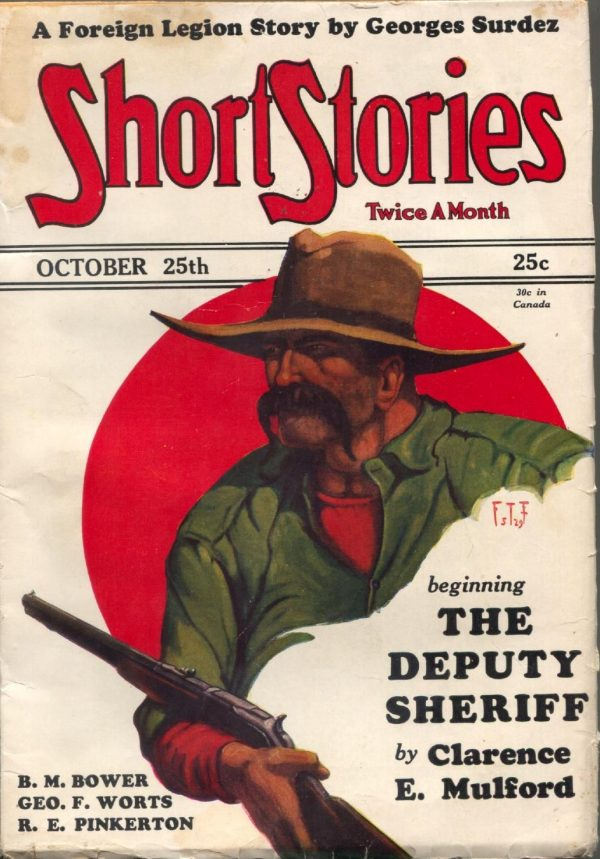 Short Stories October 1929