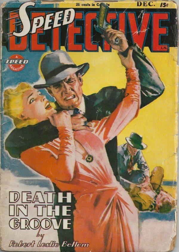 Speed Detective December 1945