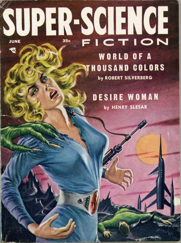 Super-Science Fiction June 1957
