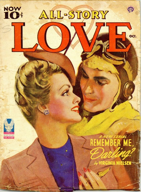 All-Story Love October 1943