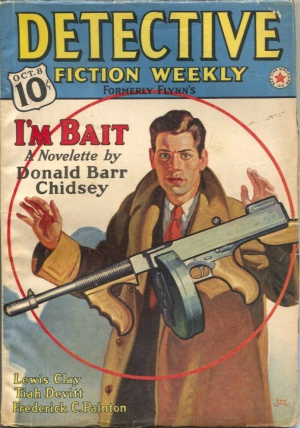 Detective Fiction Weekly October 8 1939