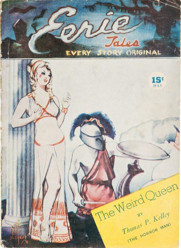 Eerie Tales July 1941