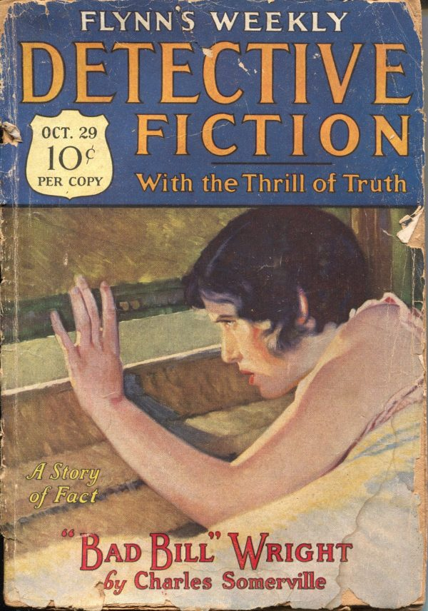 Flynn's Weekly Detective Fiction October 29 1927