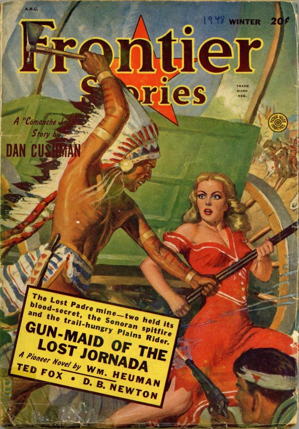 Frontier Stories Winter 1948