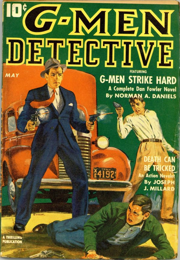 G-Men Detective Pulp 1941