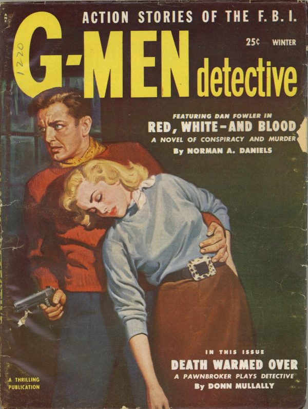G-Men Detective Winter 1952