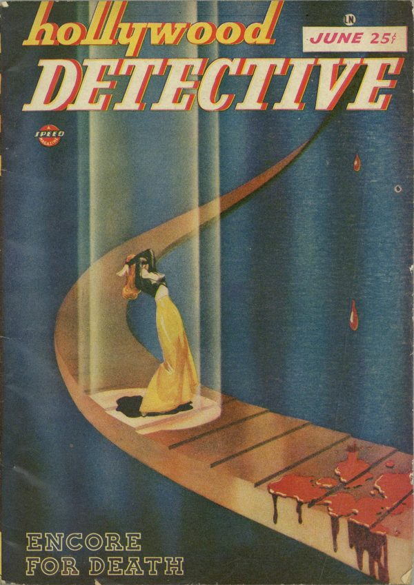 Hollywood Detective June 1947