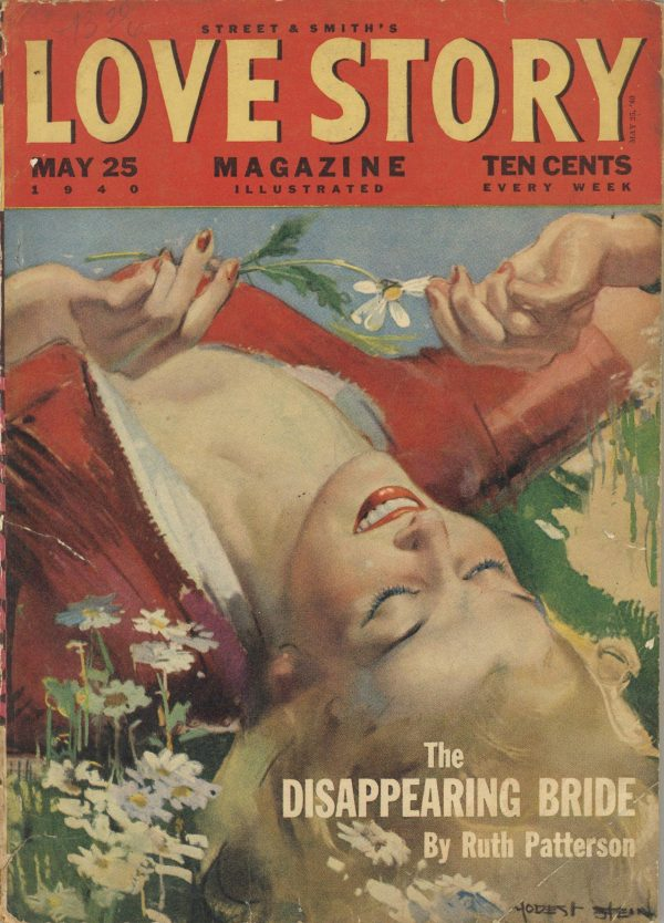 Love Story Magazine May 1940