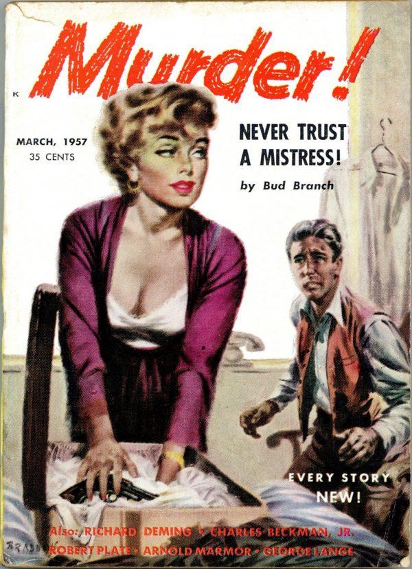 Murder March 1957