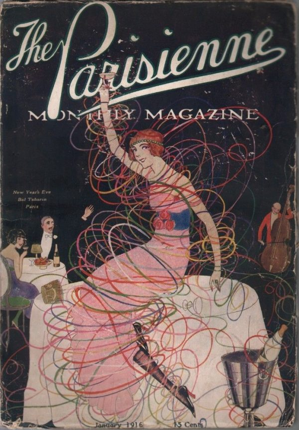 Parisienne January 1916