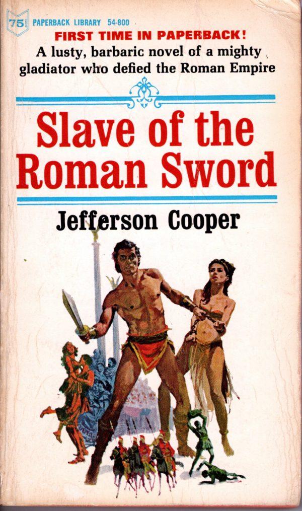 Slave of the Roman Sword 001