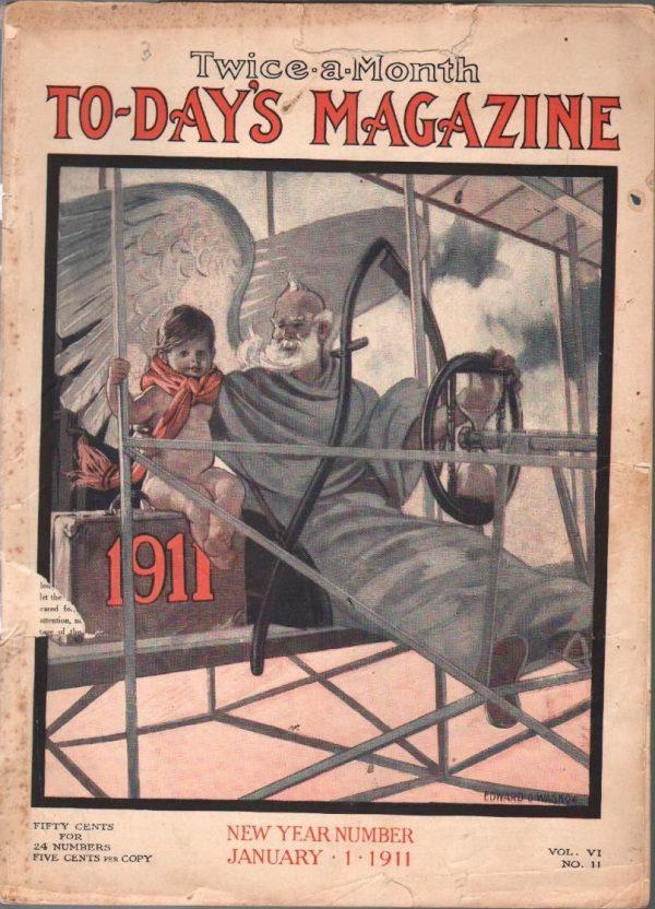 Today's Magazine January 1911