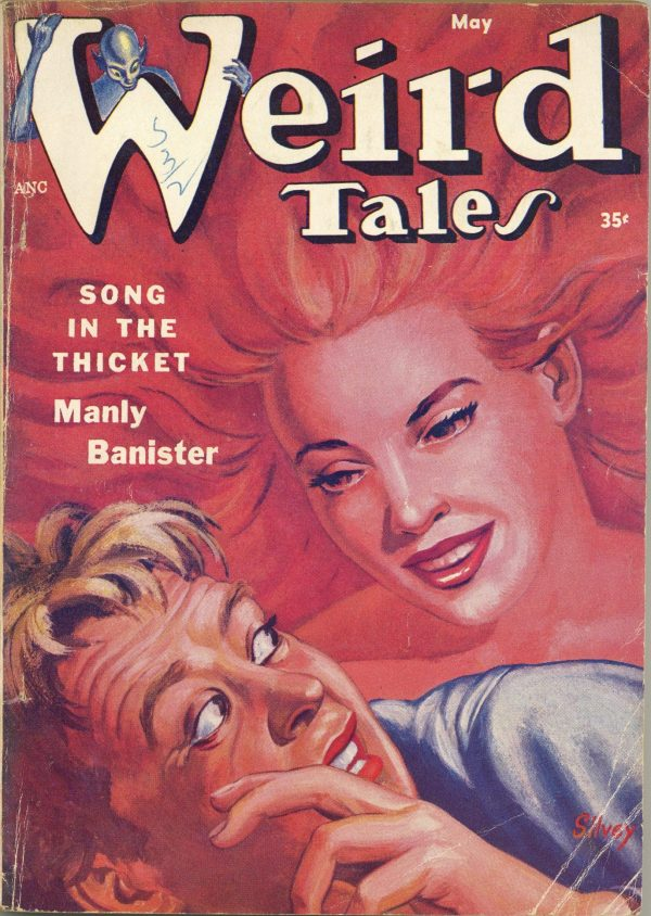 Weird Tales May 1954