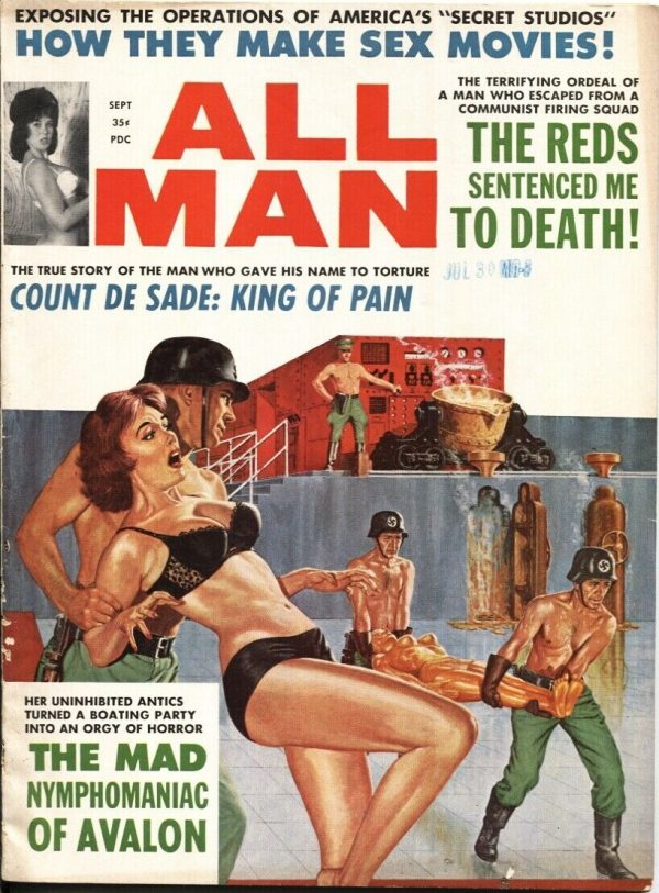 All Man - Spetember 1965
