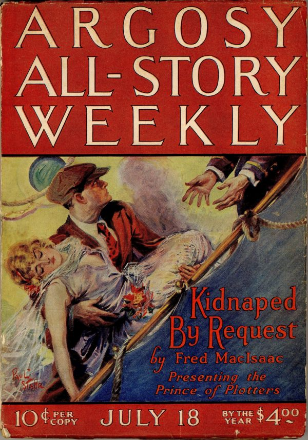 Argosy All-Story Weekly July 18 1925