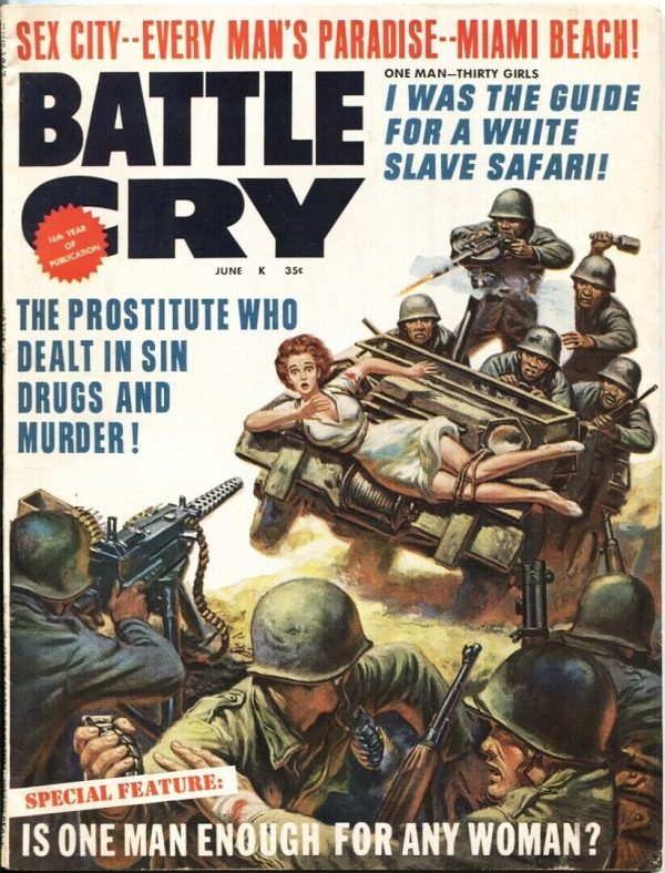 Battle Cry June 1968