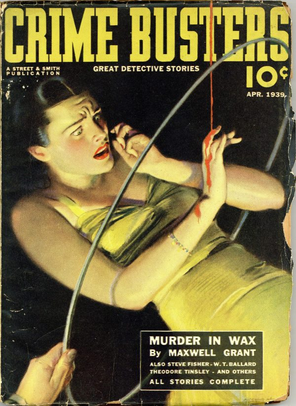 Crime Busters April 1939