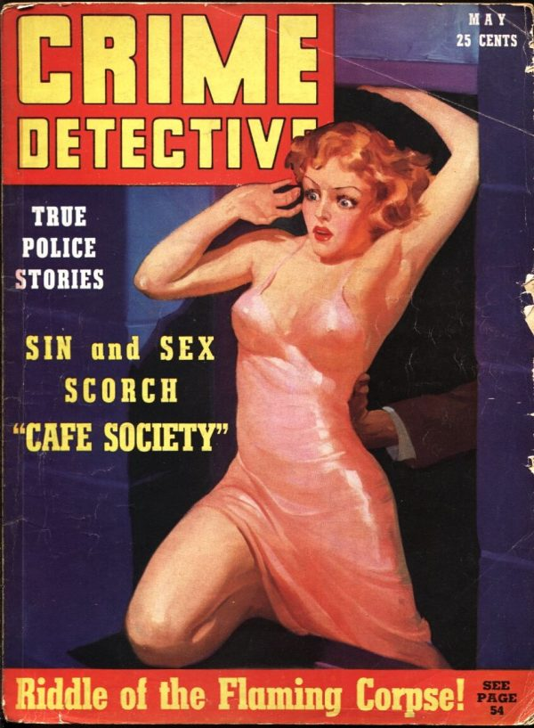 Crime Detective May 1940