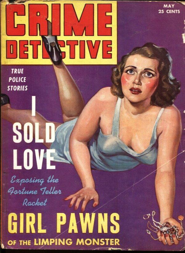 Crime Detective May 1941