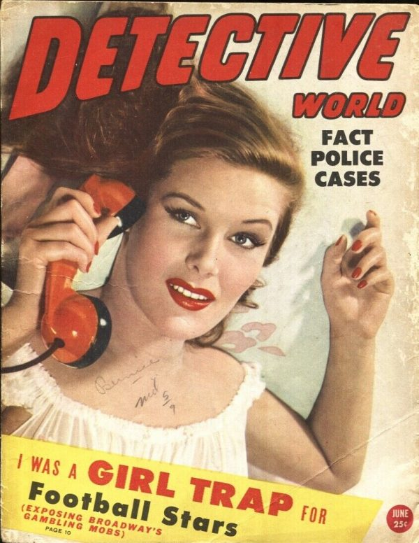 Detective World September 1947