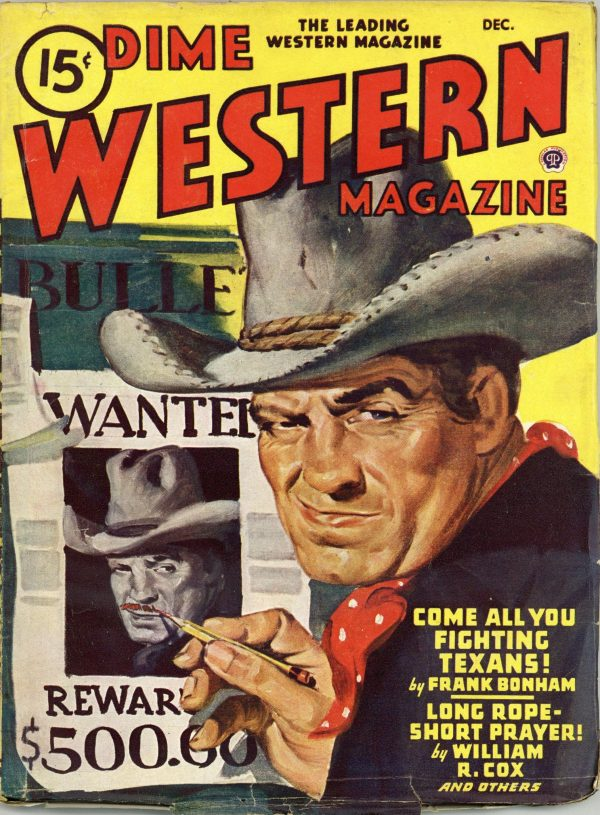 Dime Western Magazine December 1946