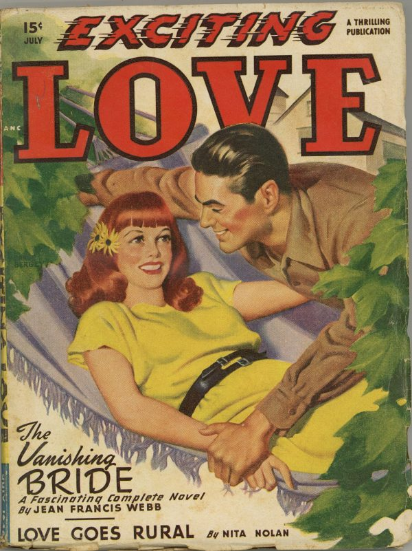 Exciting Love July 1948