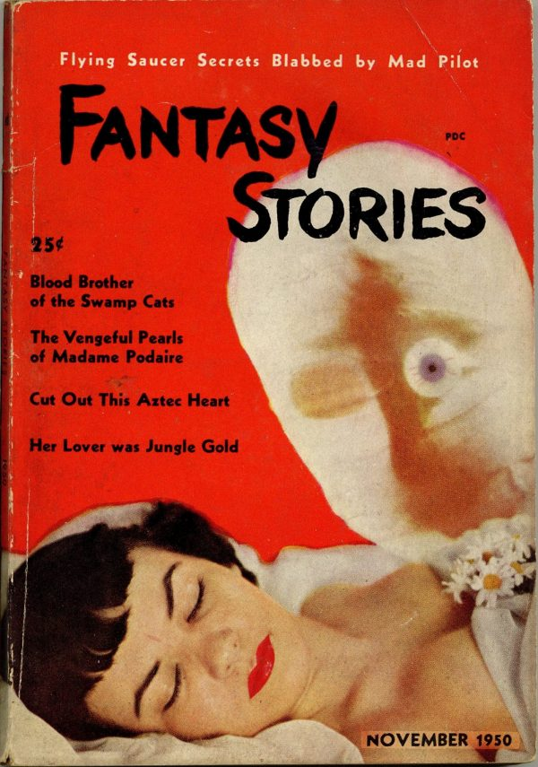 Fantasy Stories November 1950