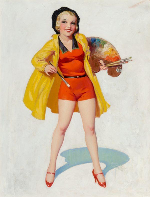 Fun Film cover, November 1933