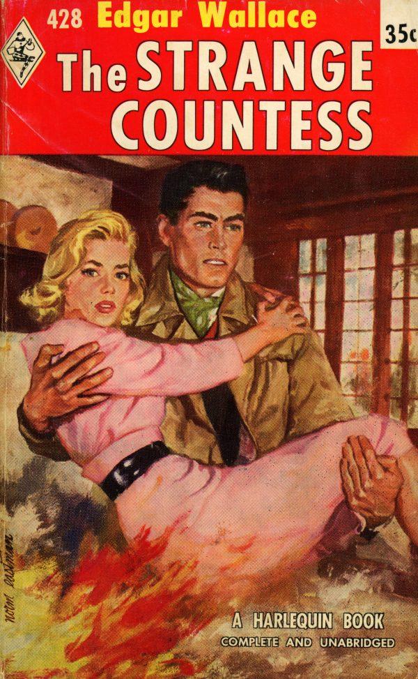Harlequin Books 428, 1958