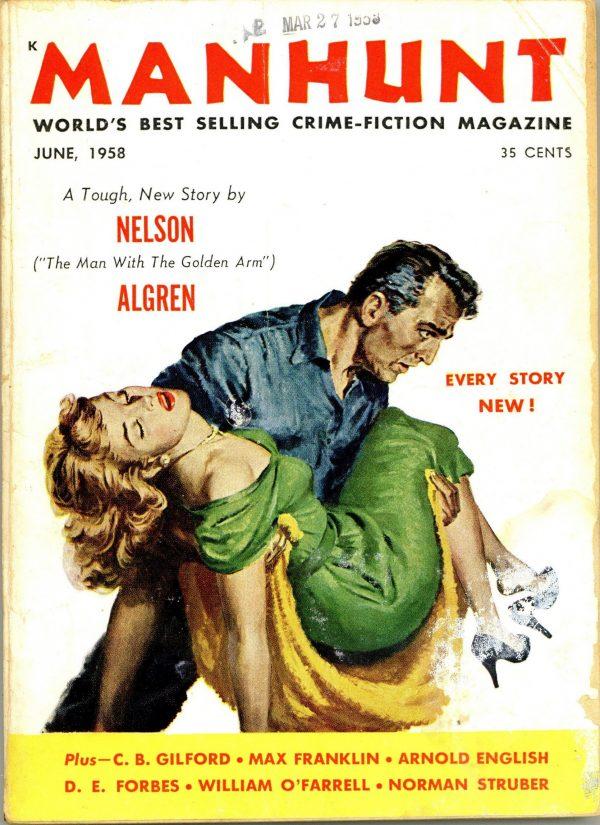 Manhunt June 1958
