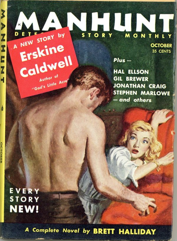 Manhunt October 1955