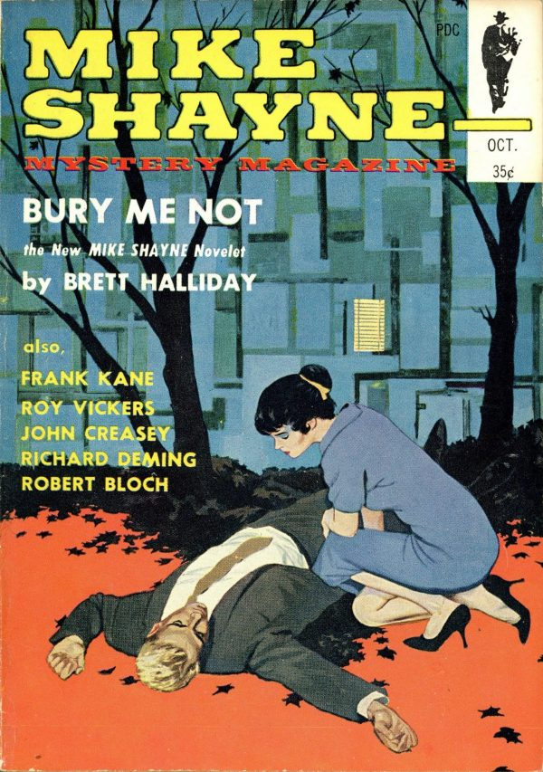 Mike Shayne Mystery Magazine October 1959