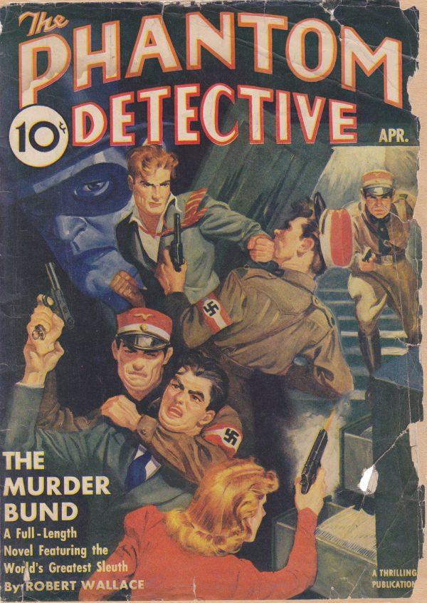 Phantom Detective April 1941