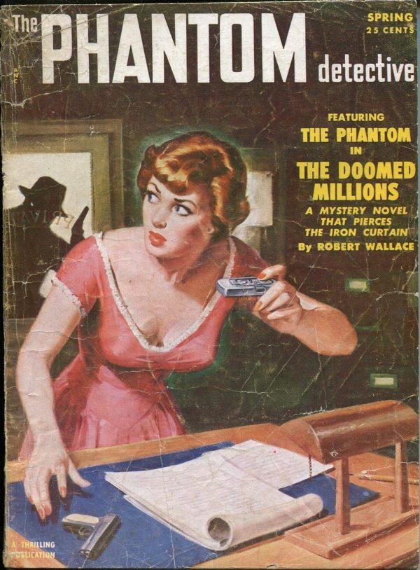 Phantom Detective Spring 1952