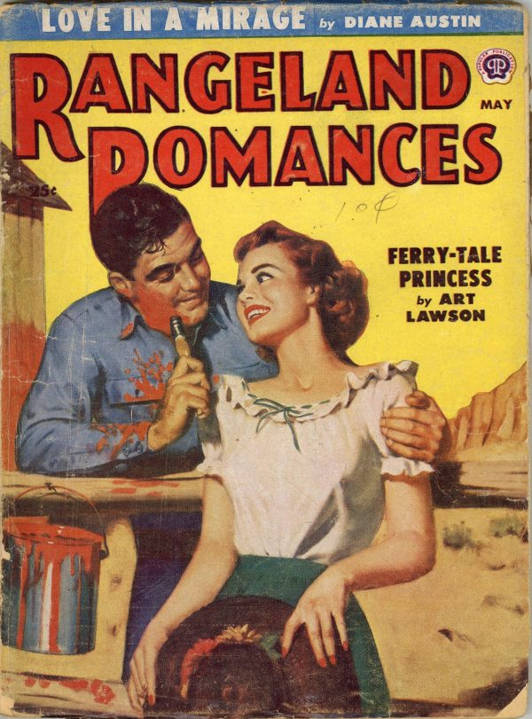 Rangeland Romances May 1951
