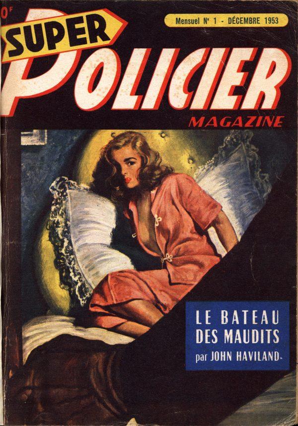 Super Policier December 1953