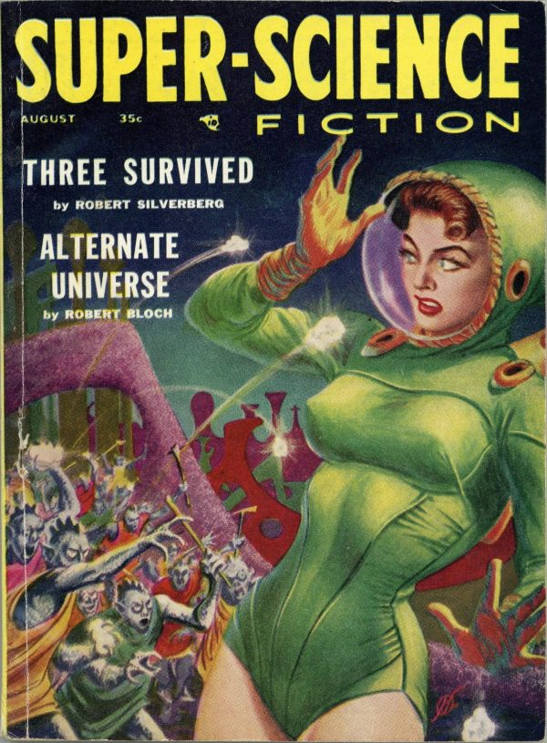 Super-Science Fiction August 1957