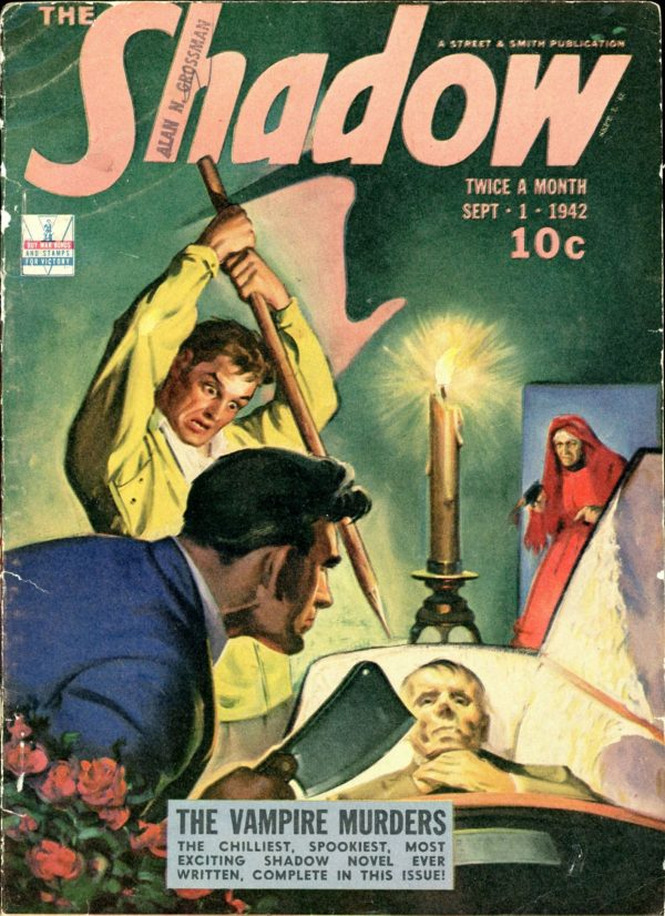 THE SHADOW. September 1, 1942