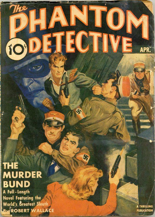 The Phantom Detective April 1941