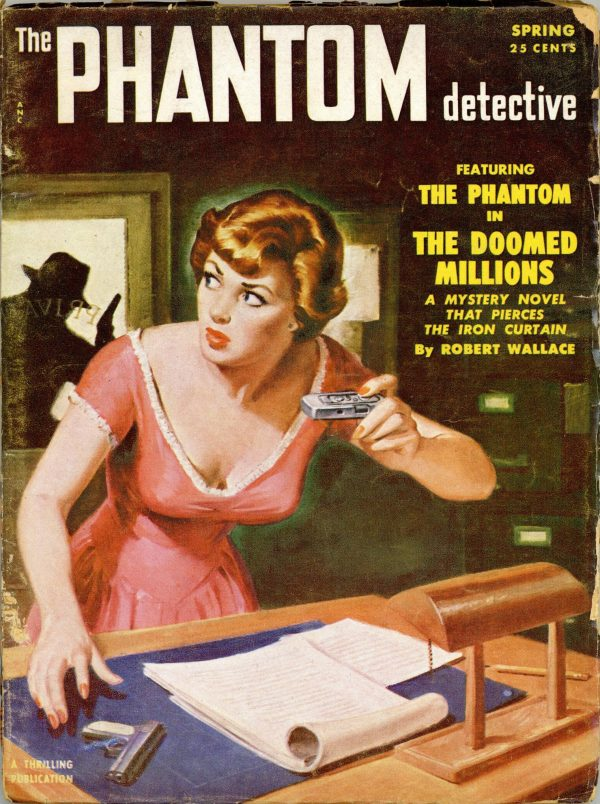The Phantom Detective Spring 1952