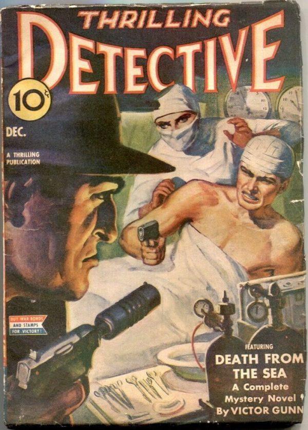 Thrilling Detective December 1942