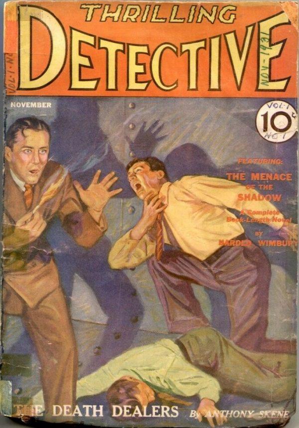 Thrilling Detective November 1931