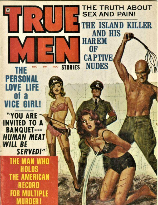 True Men Magazine June 1970