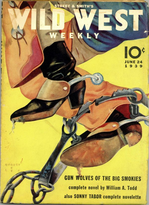 Wild West Weekly June 24 1939