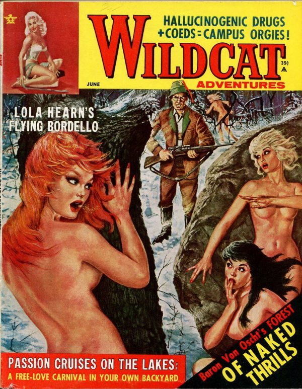 Wildcat Adventures June 1965