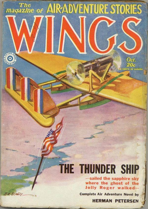 Wings October 1929