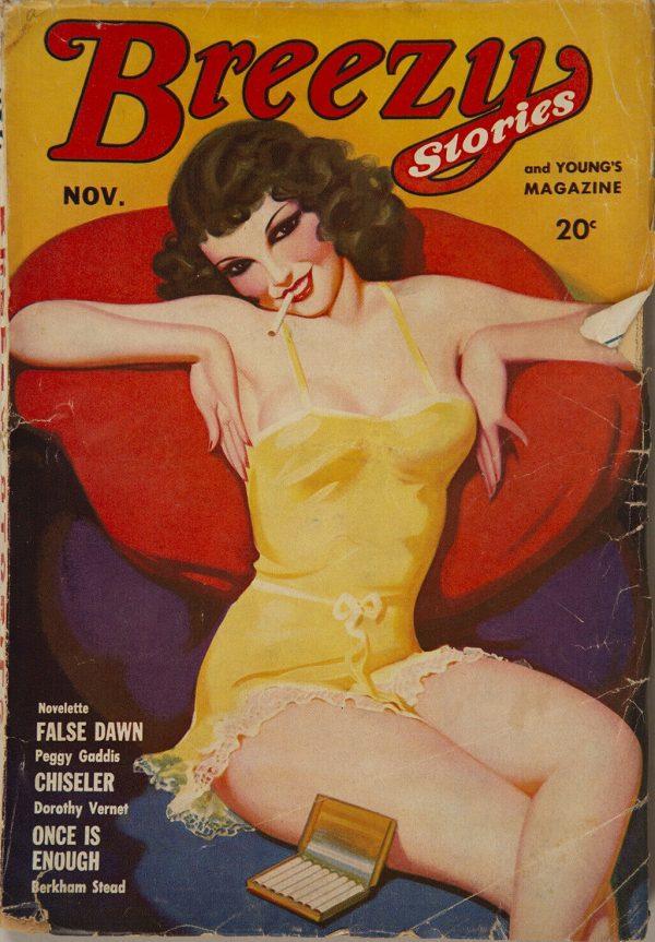 Breezy Stories November 1934