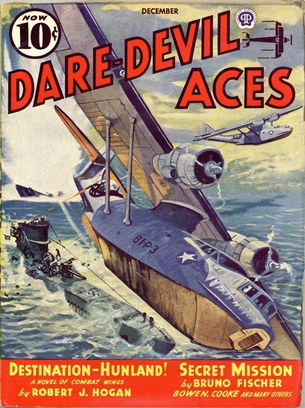 Dare-Devil Aces December 1943