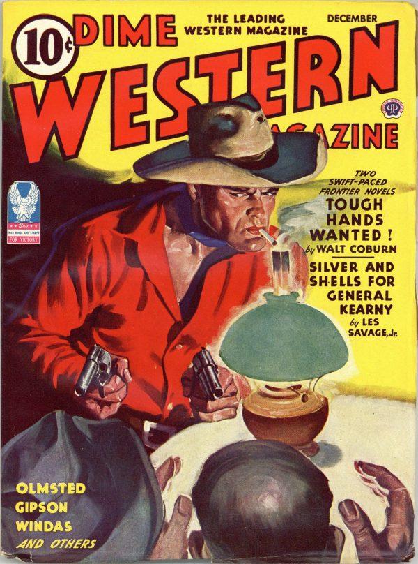 Dime Western Magazine December 1943